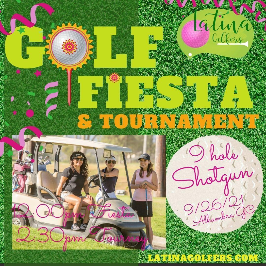 Latina Golfers Fiesta & Golf Tournament