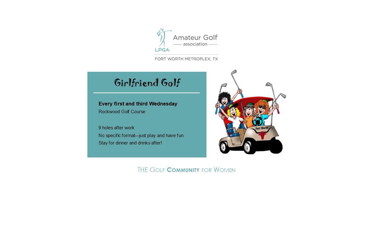 Girlfriend Golf @ Rockwood GC Oct 6