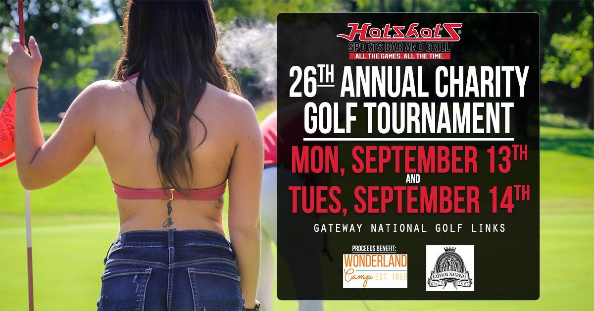 2021 Hotshots Sports Bar & Grill Charity Golf Tournament - MONDAY