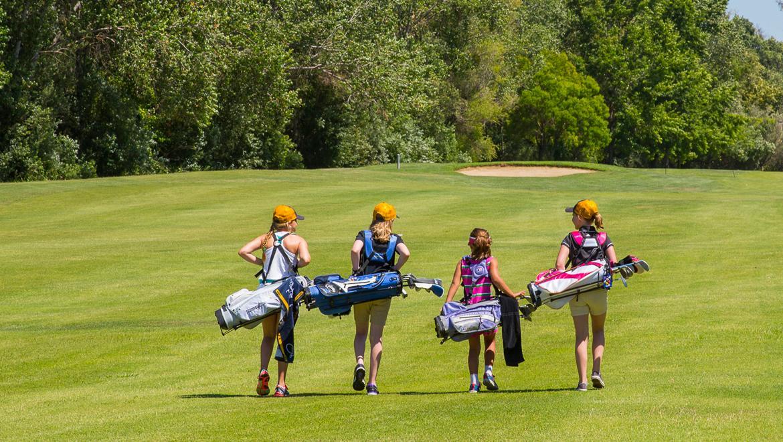 Junior Golfers Wednesday After School (11-15 yr olds)