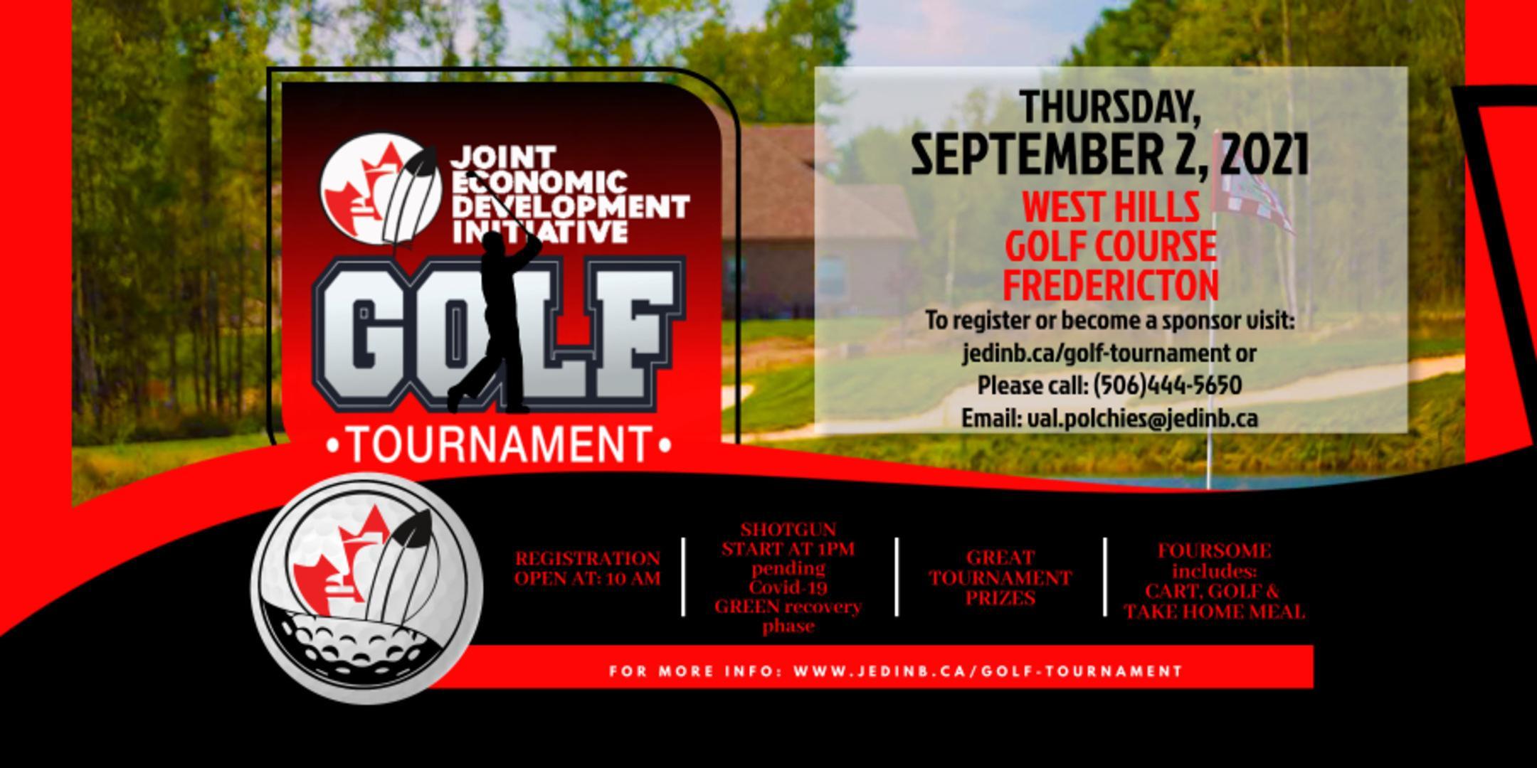 JEDI 2021 Annual Golf Tournament