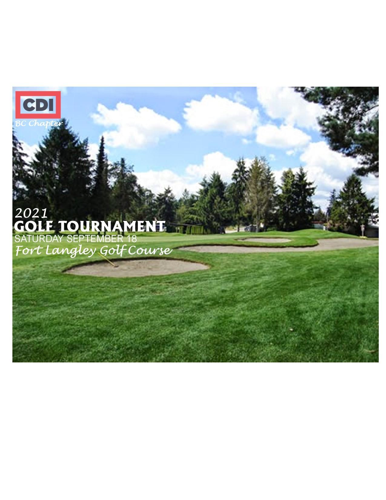 BC CDI Golf 2021