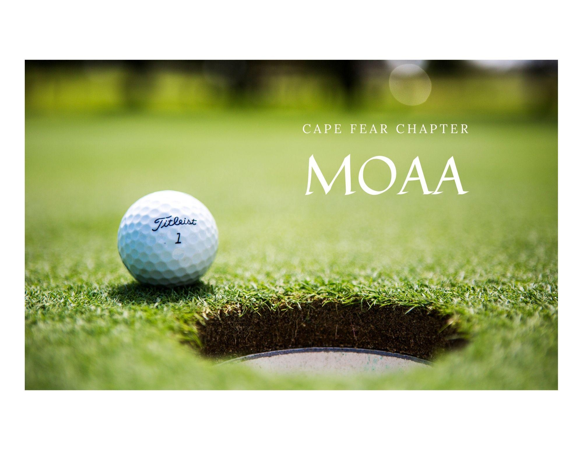 MOAA- Fundraising Golf Tournament
