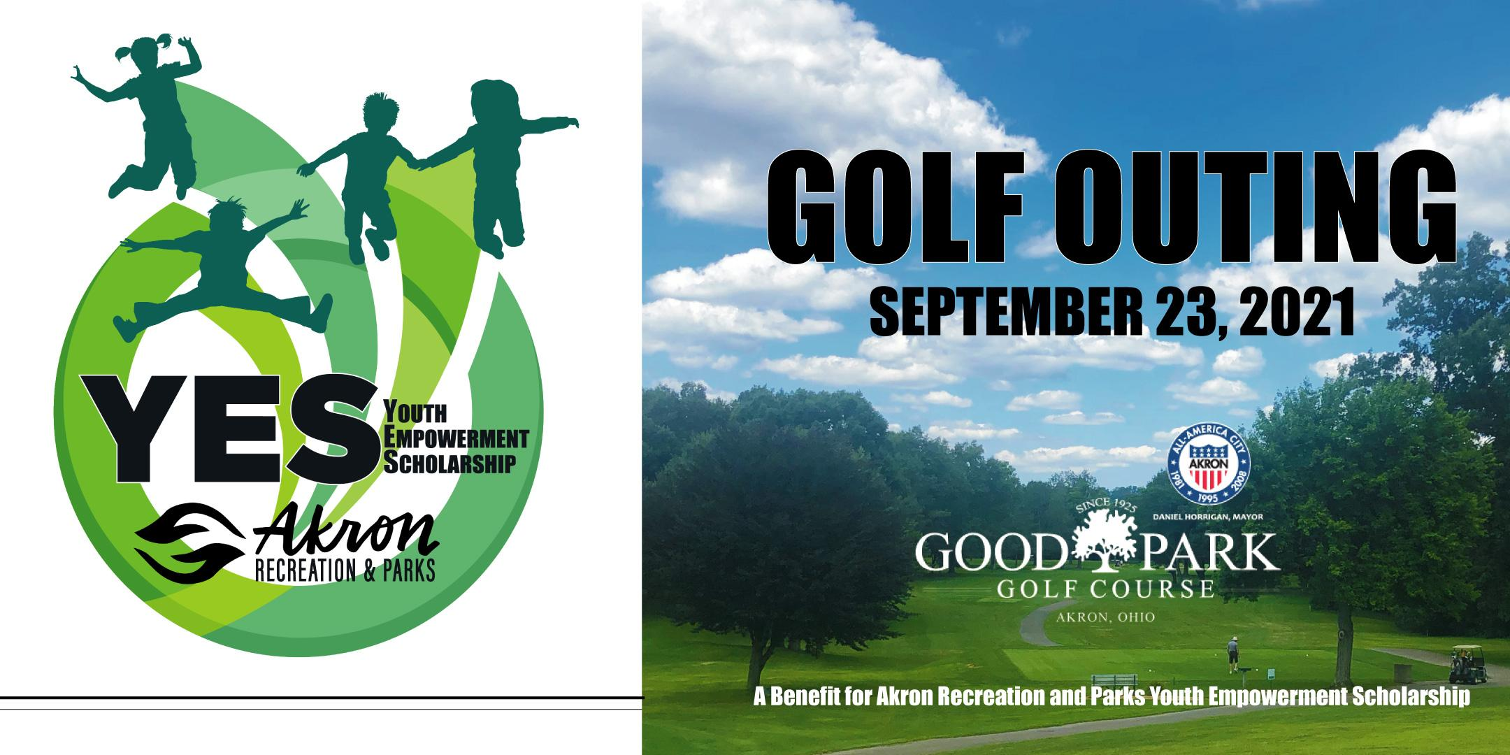 YES (Youth Empowerment Scholarship) FUND - Charity Golf Outing