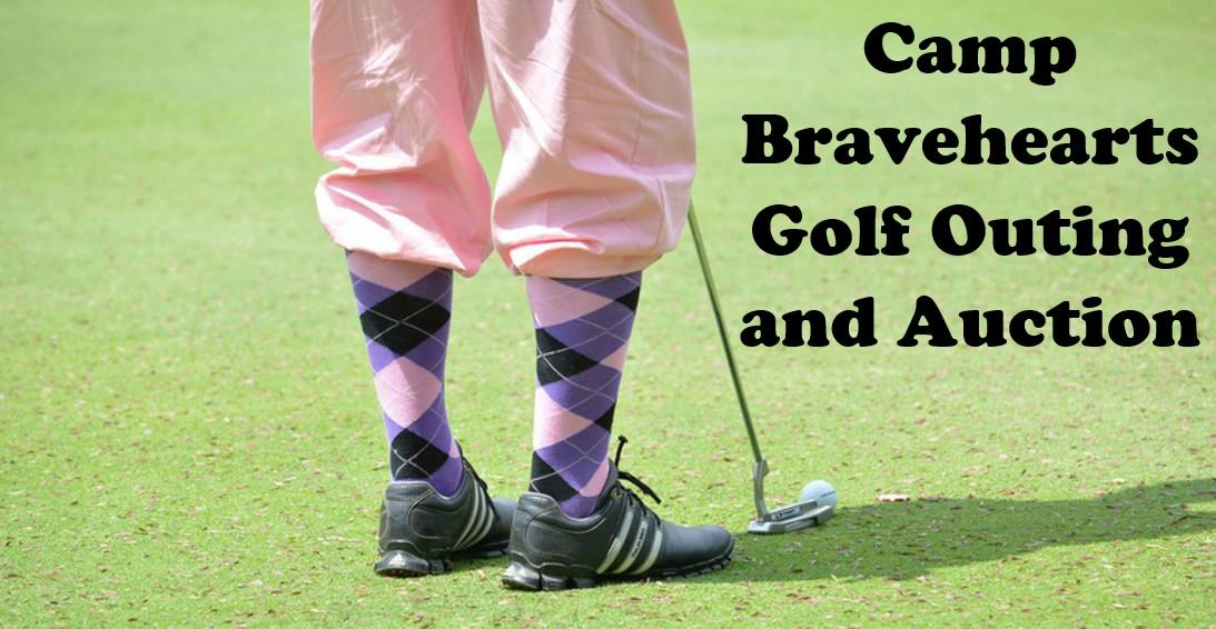 Camp Bravehearts13th Annual Golf Tournament and Auction