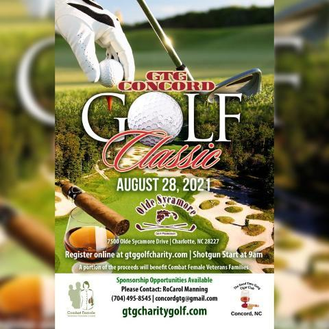 Good Time Gang Chapter Concord, NC Golf Classic