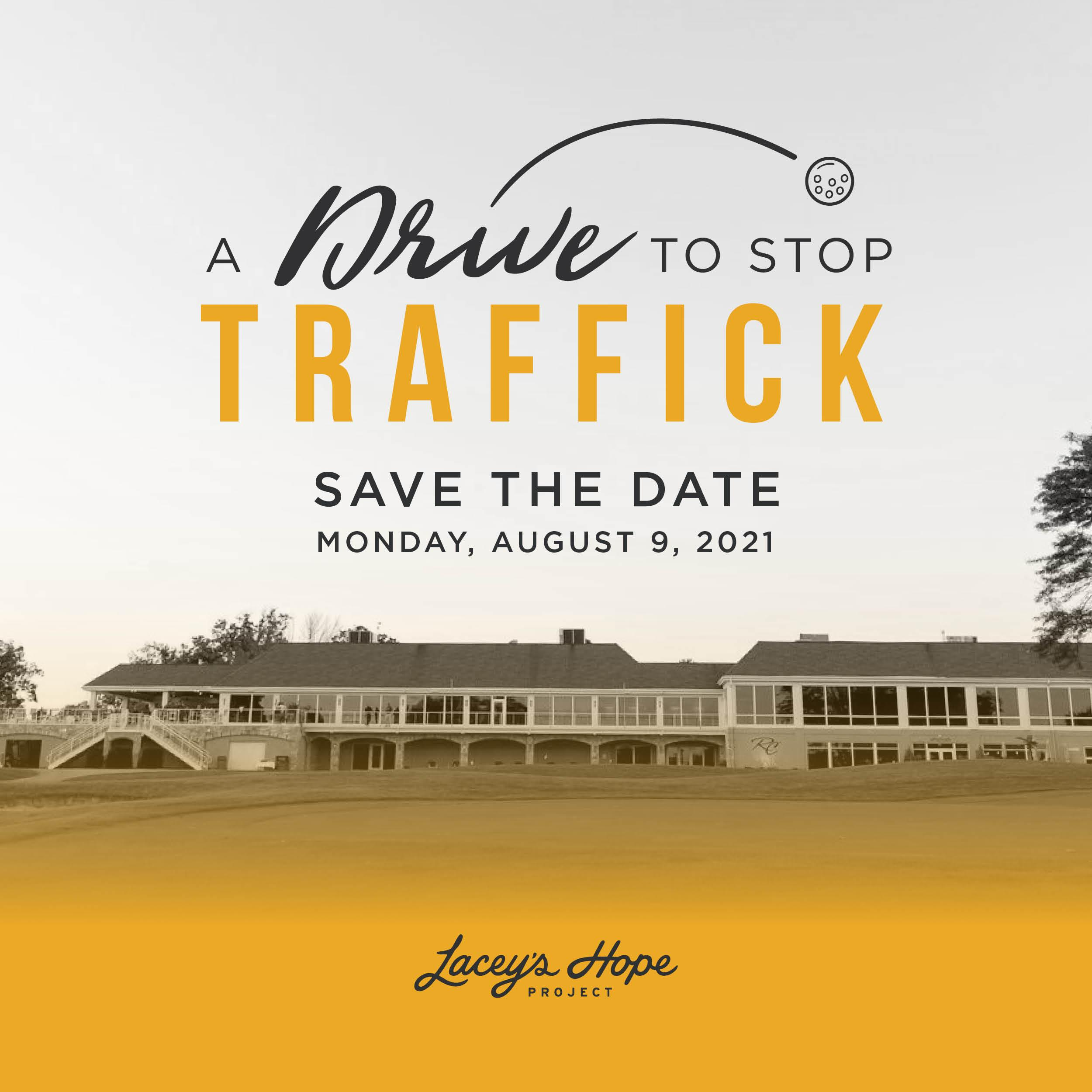 Drive to Stop Traffick 2021 Rescheduled Golf