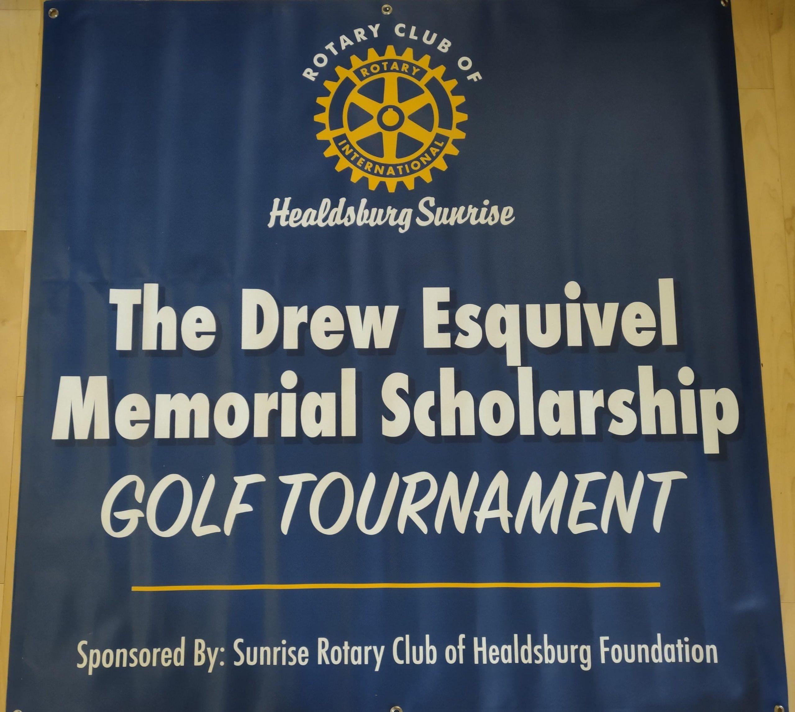 Drew Esquivel Memorial Scholarship Golf Tournament