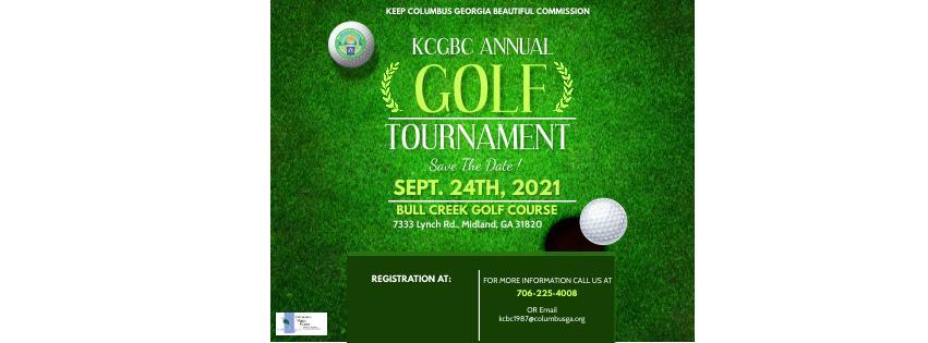 2021 Keep Columbus Georgia Beautiful Annual Environmental Golf Tournament