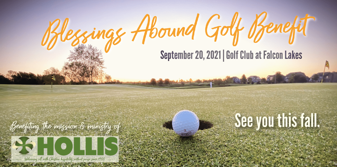 BLESSINGS ABOUND GOLF BENEFIT - 2021
