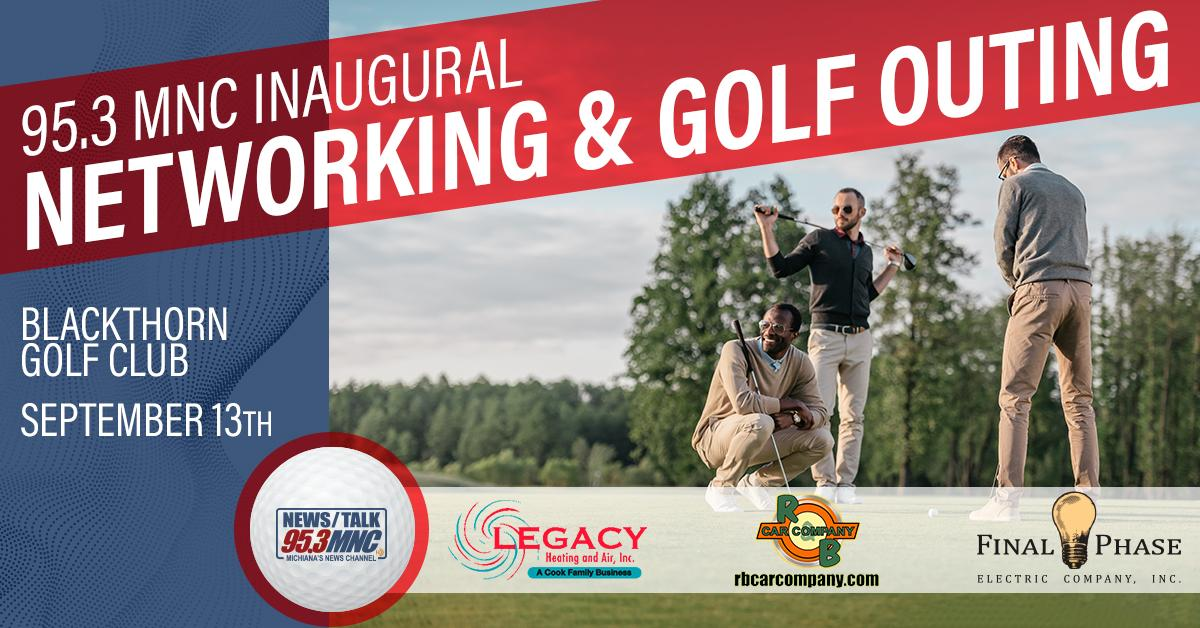 95.3 MNC Networking and Golf Outing Event