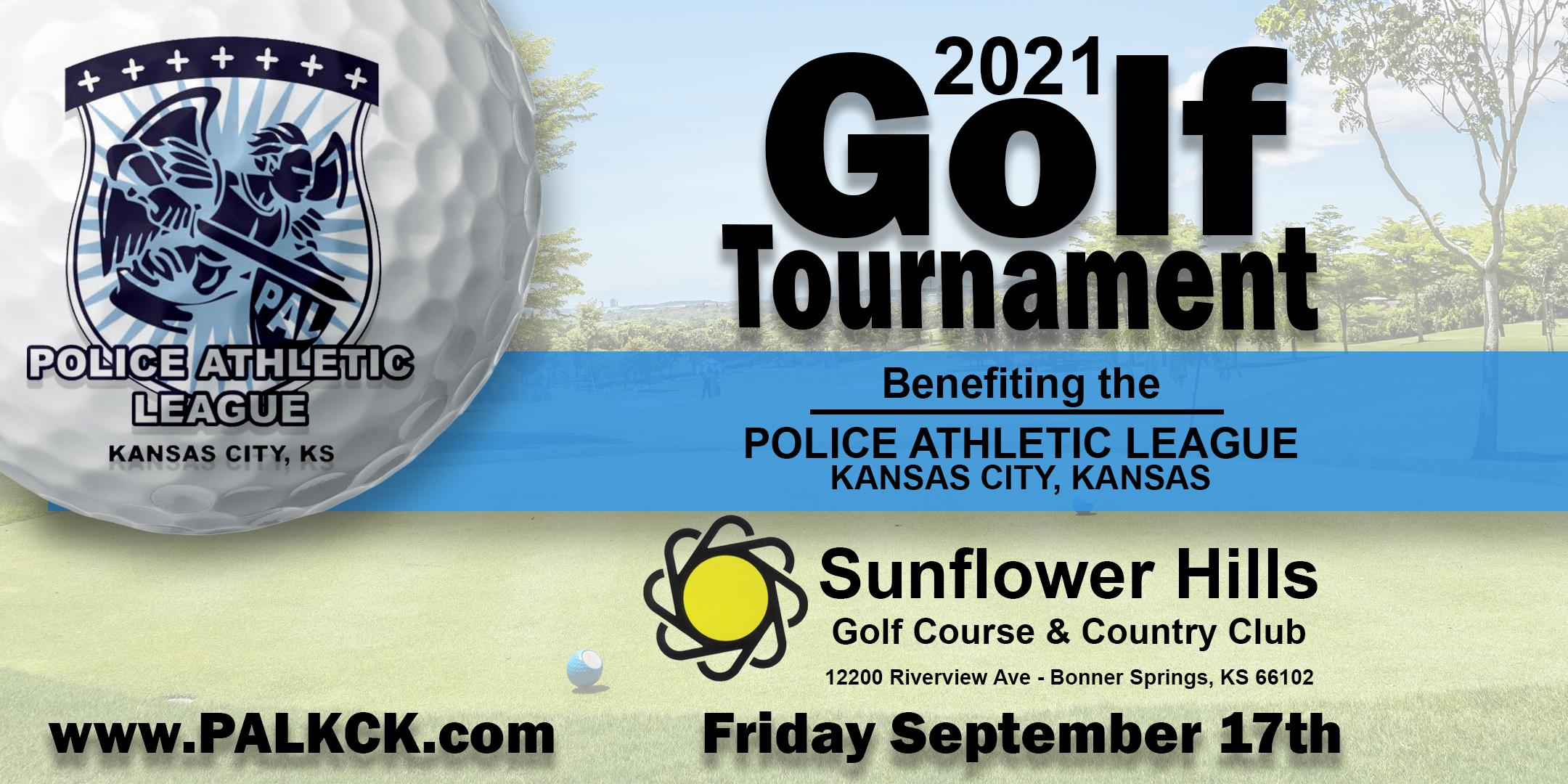 Police Athletic League Golf Tournament