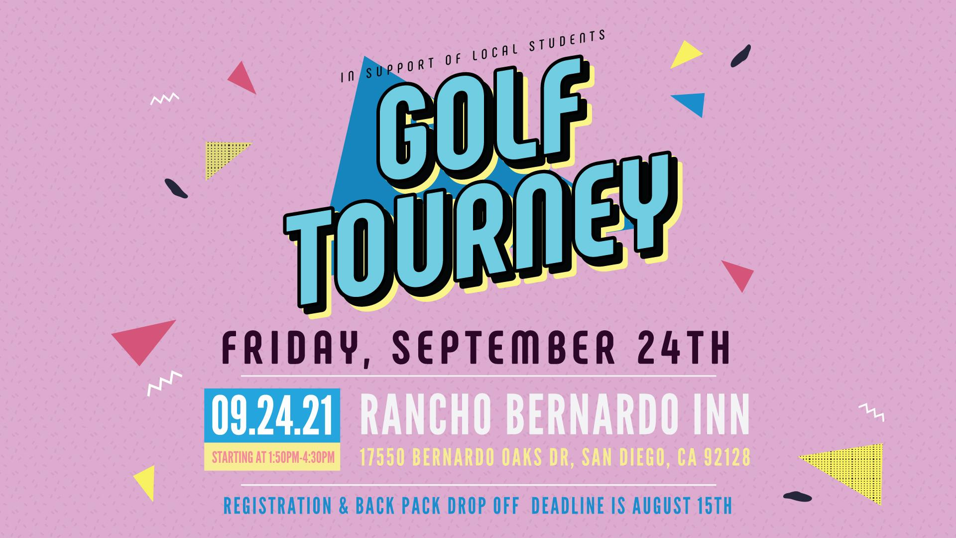 Ultimate TV Couples Golf Tournament for Kids in Need