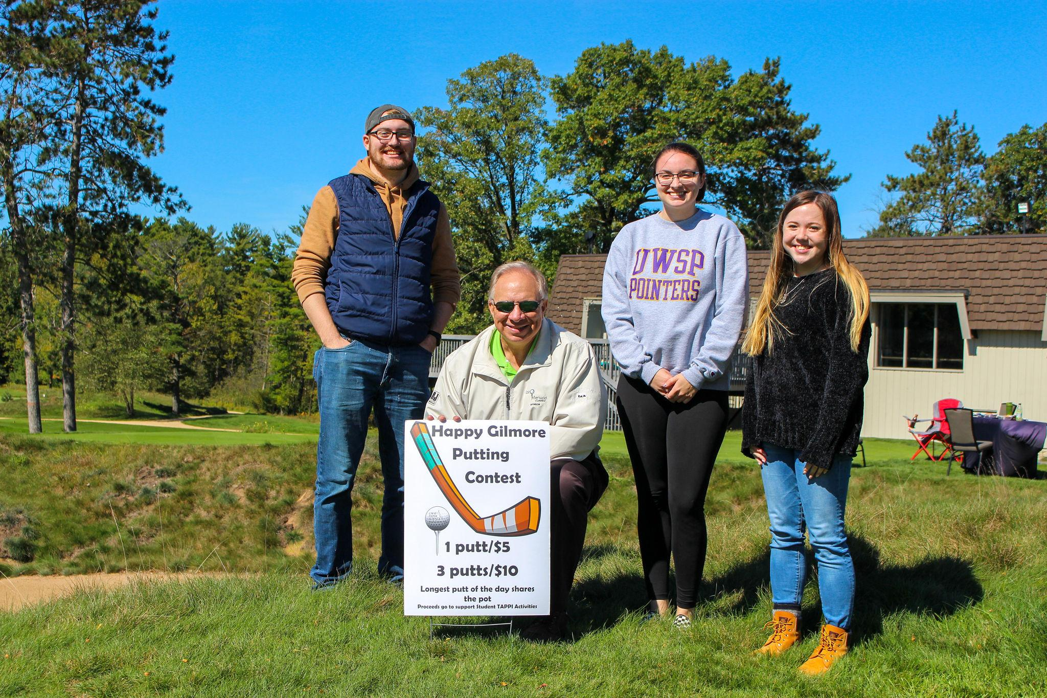 2021 Golf Outing - Paper Science and Chemical Engineering Foundation