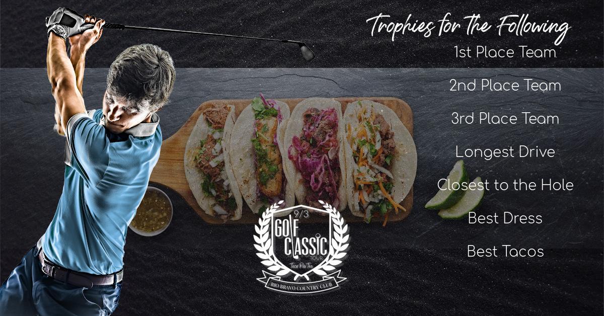 Golf Classic Tour Presents Taco Par Tee