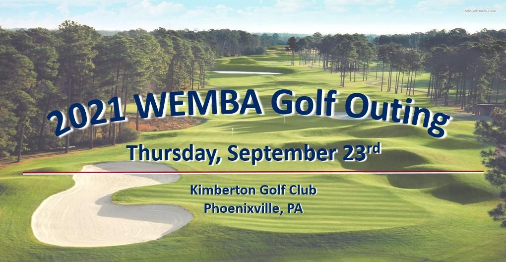 2021 WEMBA Golf Outing