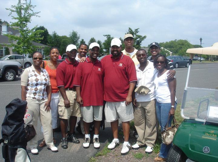Strategic Links LLC Golf Outing at SU CBT 2021