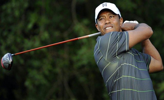 Tiger Woods - Courtesy of the Associated Press via Golfweek.com