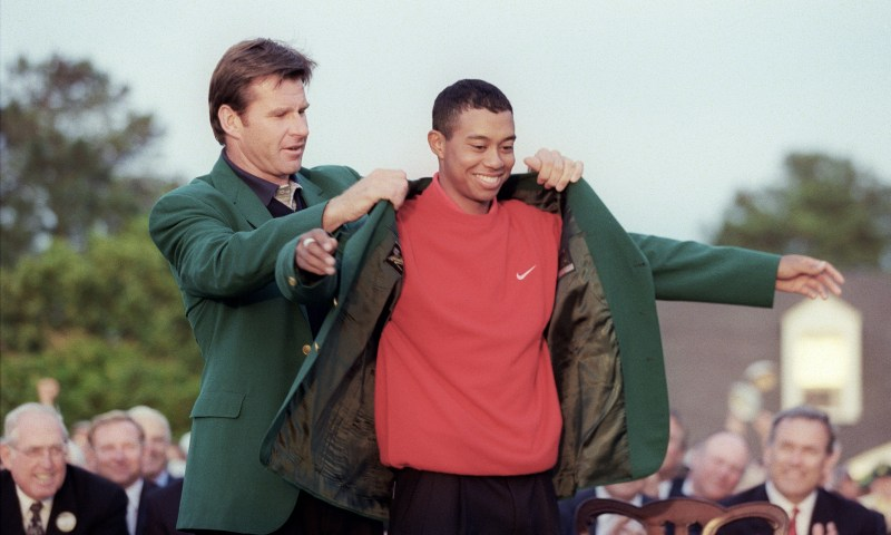 Tiger Woods became 'cold-blooded assassin' to win 1997 Masters | Golfweek