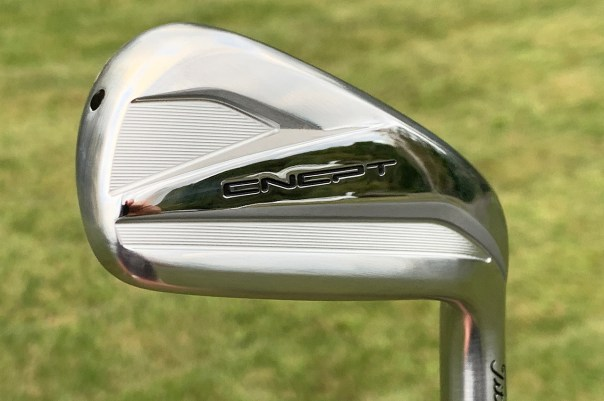 Titleist's CNCPT CP-03 irons