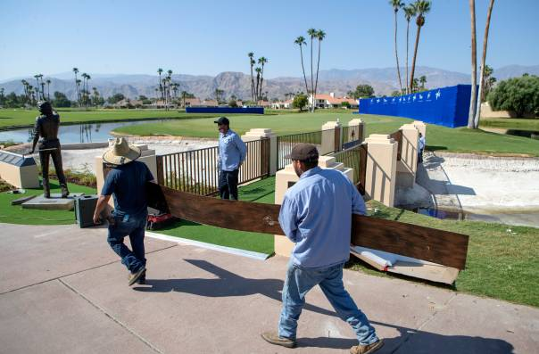 ANA Inspiration - Mission Hills Country Club