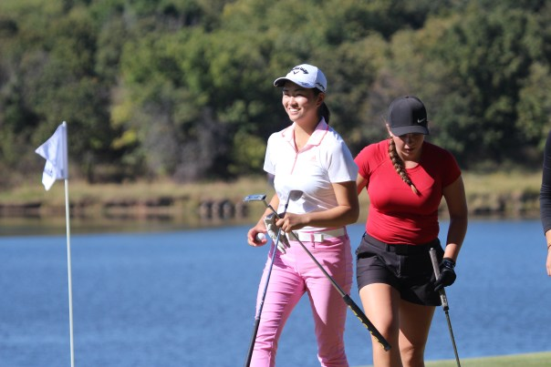 Rose Zhang final round of The PING Invitational - 2020 (24)