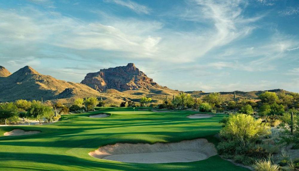 美國鳳凰城經典高爾夫之旅(六天五晚五場球)   北美高爾夫假日