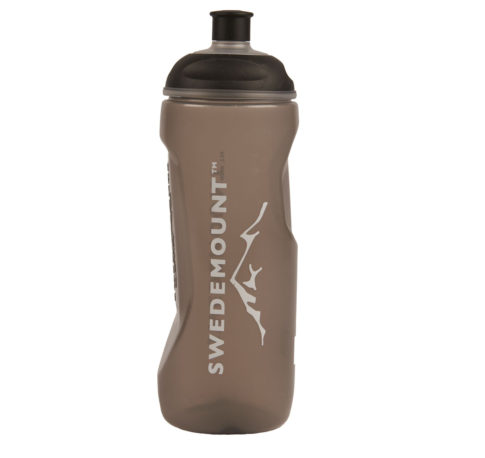 Swedemount Plastic Bottle, Black, Onesize, Swedemount