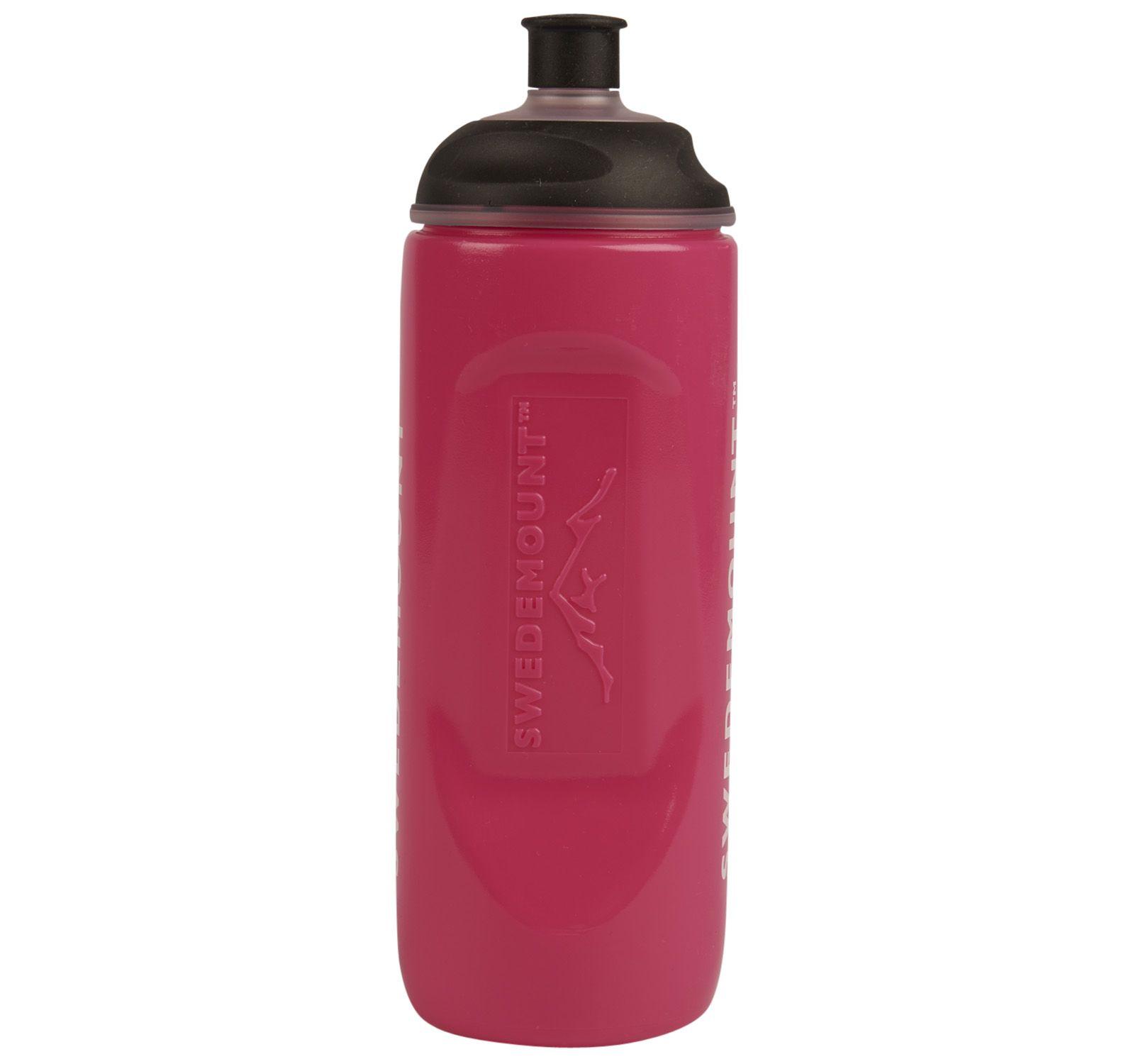 Swedemount Plastic Bottle, Fresh Pink, Onesize, Swedemount