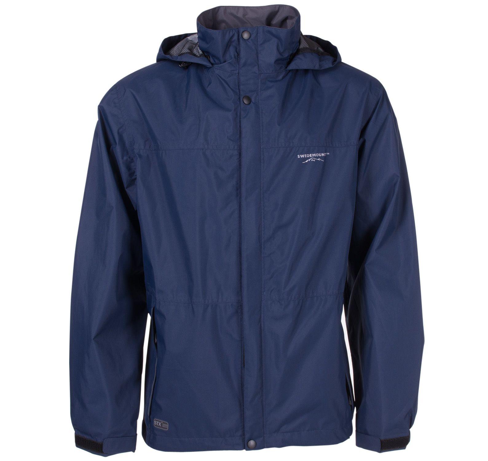 Grundsund Jacket, Dk Navy, M, Regnkläder