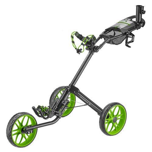 Caddytek 15.3 V2 Golfvagn med 3 Hjul - Lime
