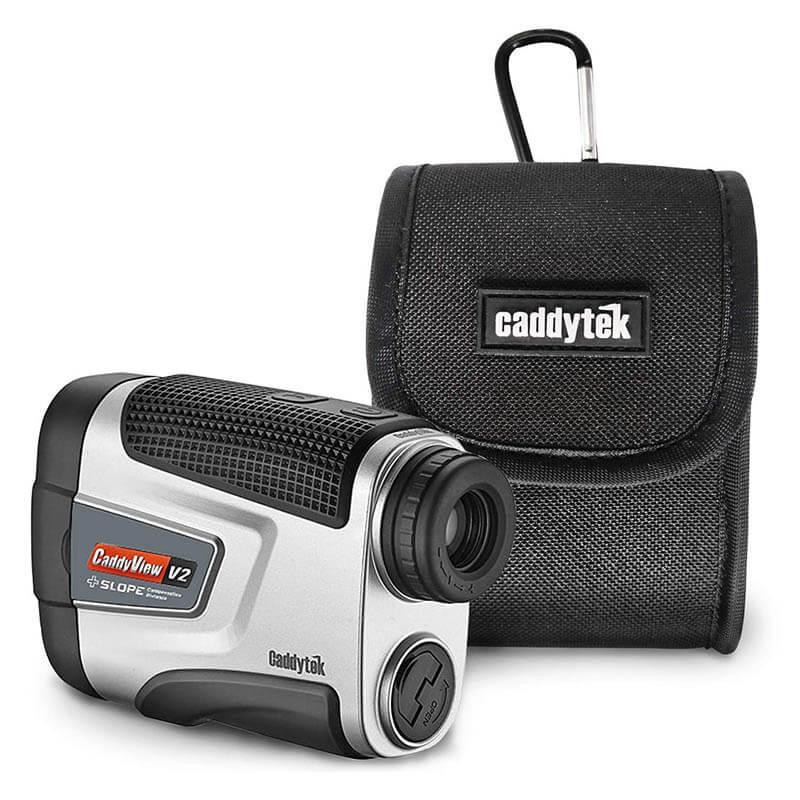Caddytek CaddyView V2 JOLT Golfkikare + Slope