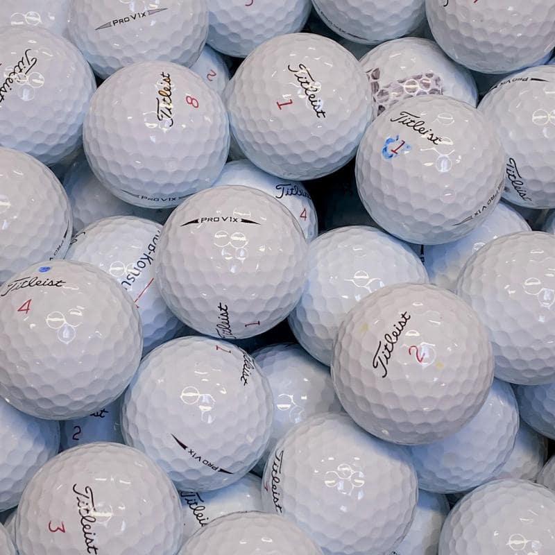Titleist Pro V1x 2017-2020 Klass A/B Golfbollar-12 Pack