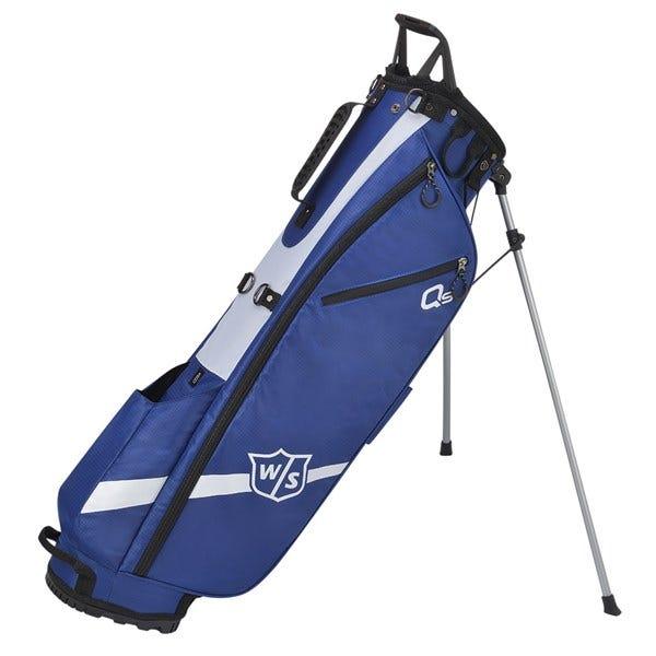 Wilson Staff Quiver Blue Carry Bag