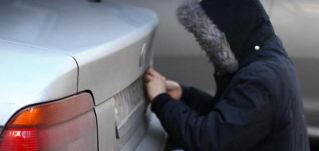 Цель кражи автомобильных номеров