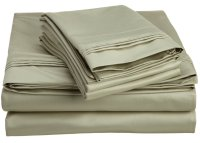 Luxury Egyptian Cotton 1500 Thread Count Solid Sheet Sets ...