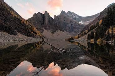 Lake Agnes Banff Guide Canadian National Park