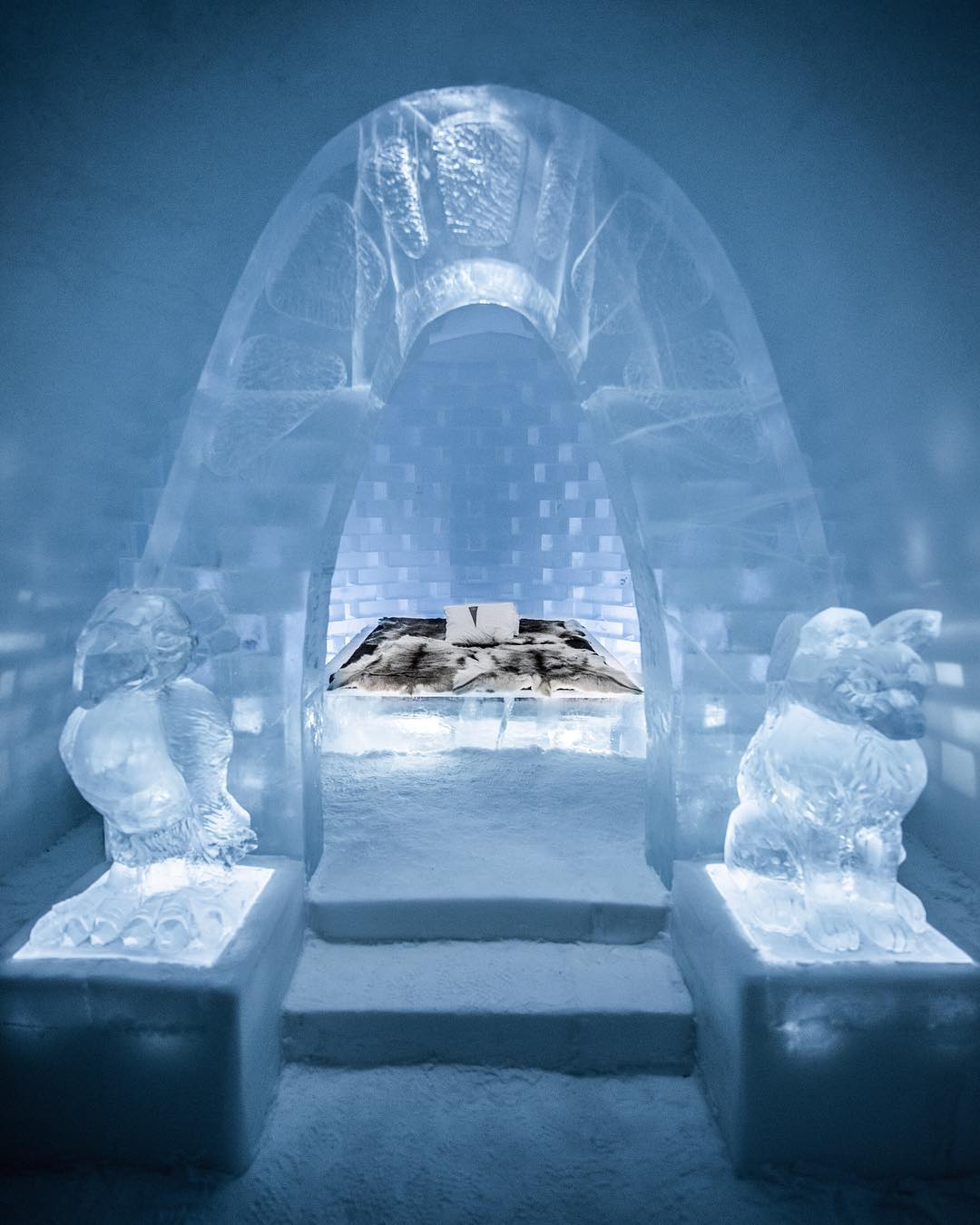 The 8 Best Ice Hotels In Scandinavia