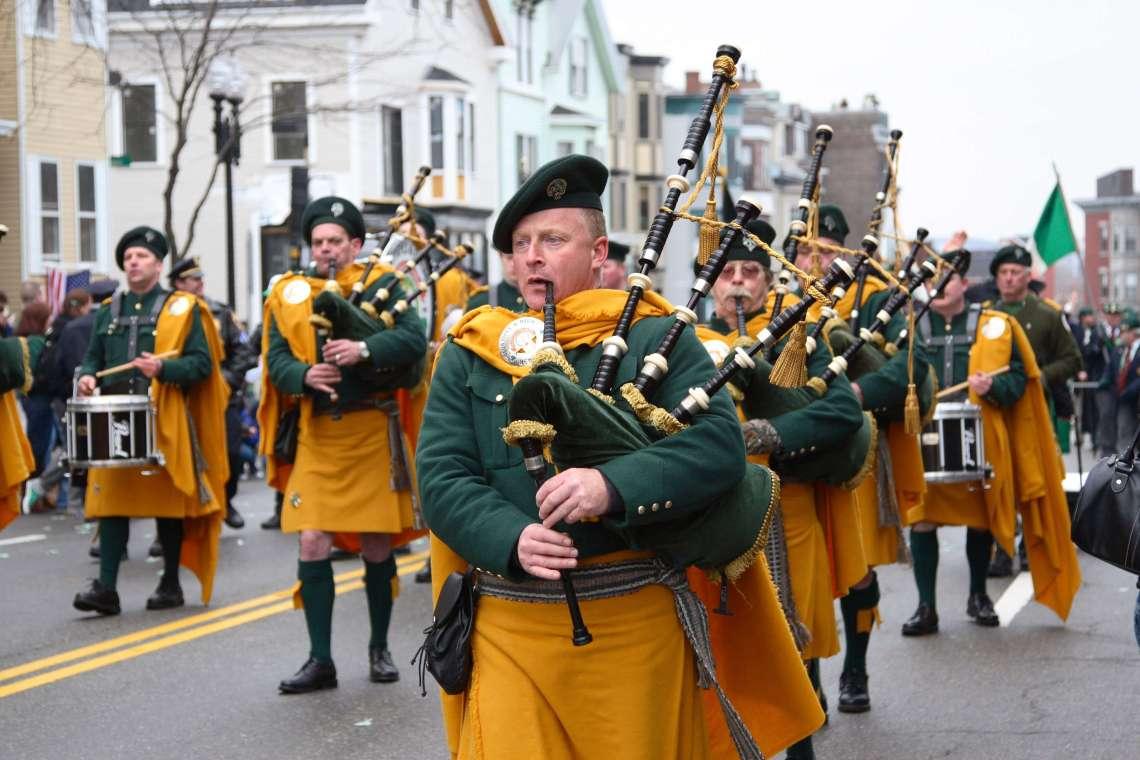 Boston-Parade