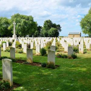 canadian-war-cemetery-normandy