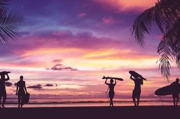 beach-sunset-hawaii-us-holiday