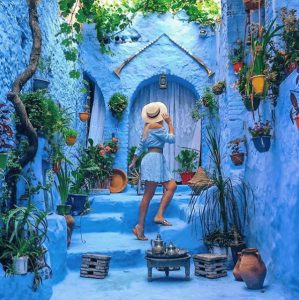 travel-morocco-chefchaouen