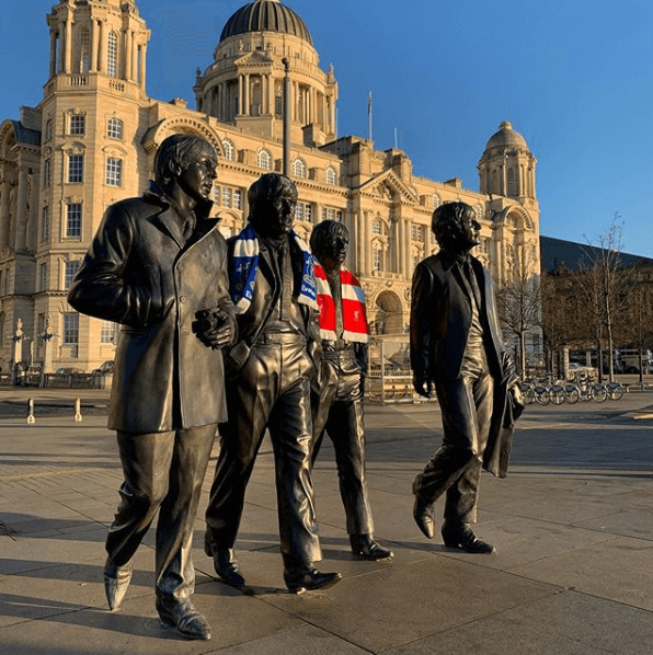 beatles-liverpool-england