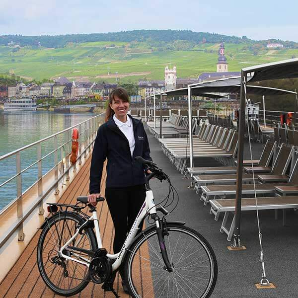 Avalon Waterways Adventure Host