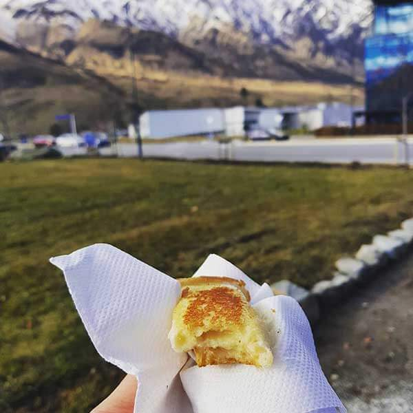 Southland cheese roll