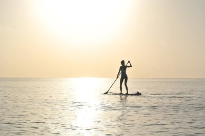 Go Paddleboarding - Go Live Real Life