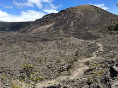 On the Kilauea Iki Trail