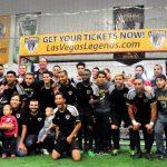 Major Arena Soccer League: Ontario Fury at Las Vegas Legends 12-2 @7pm PT