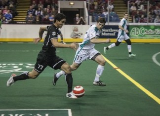 Milwaukee Wave visits the St Louis Ambush on Friday Nov 28th