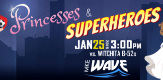 MASL soccer Sunday: Wichita at Milwaukee Jan 25th 3pm CT